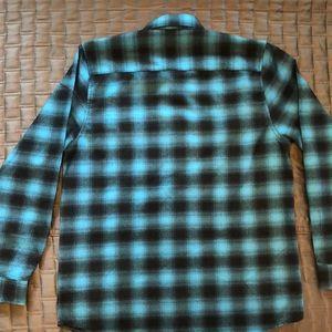 9a21eafcb Dixxon Shirts | Newport Flannel Size Large | Poshmark